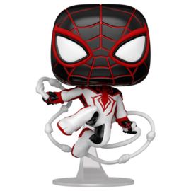 FUNKO POP figure Spiderman Miles Morales - Miles Morales Track Suit (768)