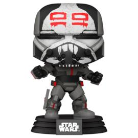 FUNKO POP figure Star Wars Clone Wars Wrecker (413)