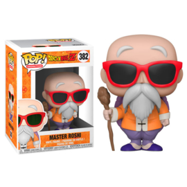 FUNKO POP figure Dragon Ball Z Gohan Master Roshi with Staff (382)