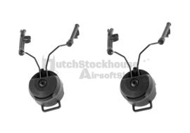 FMA Rail Adaptor Z3AD for Comtac I and II Headset. Black
