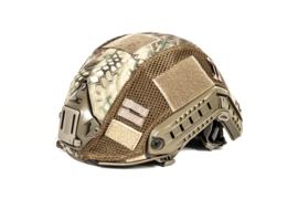 BLACK RIVER F.A.S.T. Helmet Cover (MANDRAKE)