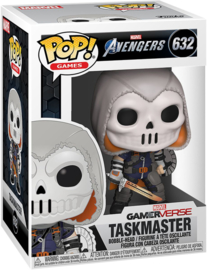FUNKO POP figure Marvel Avengers Game Taskmaster (632)