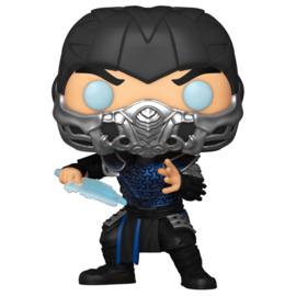 FUNKO POP figure Mortal Kombat Sub-Zero (1057)