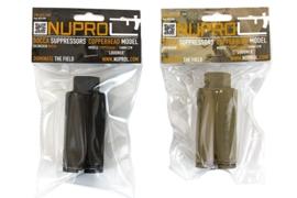 WE NUPROL Copperhead / Amplifier (BLACK)
