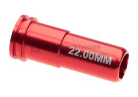 Maxx Model CNC Alu Double O-Ring Seal Nozzle. 22.00mm