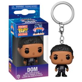 FUNKO Pocket POP keychain Space Jam 2 Dom