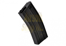 PIRATE ARMS Mid-Cap Magazine 140rd M4/M16 (BLACK)