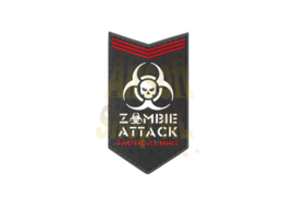 JTG Zombie Attack Rubber Patch - SWAT