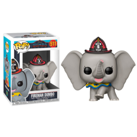 FUNKO POP figure Disney Dumbo Fireman Dumbo (511)
