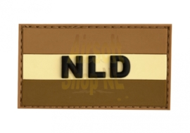 JTG Rubber Patch Netherlands (DESERT)