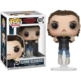 FUNKO POP figure Stranger Things Eleven Elevated (637)