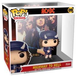FUNKO POP figure Album AC/DC Highway to Hell (09)