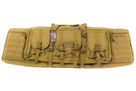 "NUPROL PMC Deluxe Soft Rifle Bag 42"" (106cm x 30cm)  (TAN)"