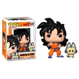 FUNKO POP figure Dragon Ball Z Yamcha & Puar (531)