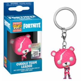 FUNKO Pocket POP keychain Fortnite Cuddle Team Leader