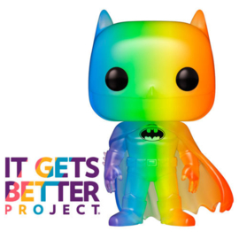 FUNKO POP figure Pride 2020 DC Batman (141)