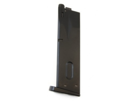 WE  Pistol Magazine M9/M92 25rnd Black