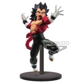 BANPRESTO Super Dragon Ball Heroes 9th Anniversary Super Saiyan 4 Vegeta Xeno figure - 17cm
