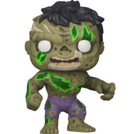 FUNKO POP figure Marvel Zombies Hulk (659)