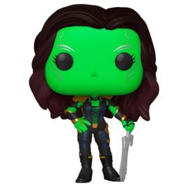 FUNKO POP figure Marvel What If Gamora (873)