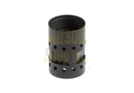 MADBULL AEG Barrel Nut for Noveske NSR