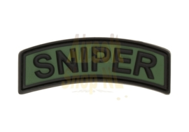 JTG Sniper Tab Rubber Patch - Forest