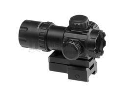 """Leapers 3.9""""1x26 Tactical Dot Sight TS. Blk"""