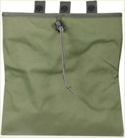 VIPER Foldable Dump Bag (GREEN)