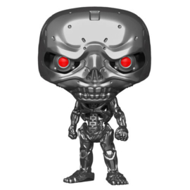 FUNKO POP figure Terminator Dark Fate Rev-9 Endoskeleton (820)