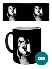 Star Wars Stormtrooper heat change mug