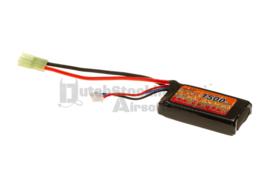 Lipo 7.4V Battery 1500mAh 20C Mini Type