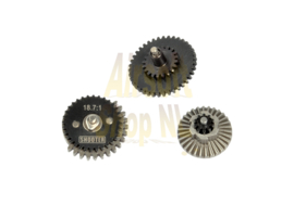 ARES 18.7:1 Original Steel Gear Set