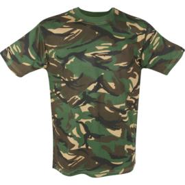 MIL-COM Camo T-Shirt (DPM)