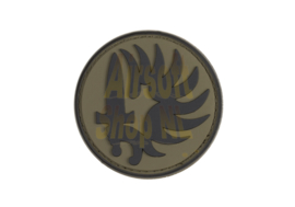 Legion Rubber Patch - Ranger Green