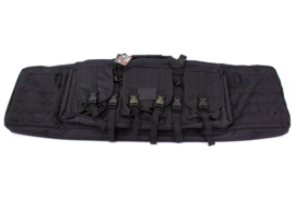 "NUPROL PMC Deluxe Soft Rifle Bag 46"" (116,5cm x 30cm) (BLACK)"