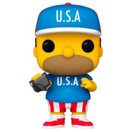 FUNKO POP figure Simpsons USA Homer (905)