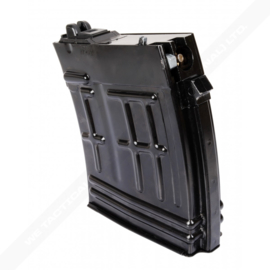 WE 22 Round Gas Magazine for ACE VD GBB series (Black)
