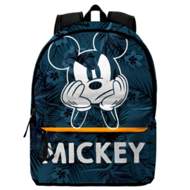 Disney Mickey Blue adaptable backpack - 45cm