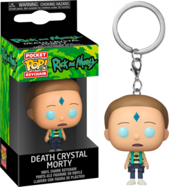 FUNKO Pocket POP keychain Rick & Morty Armed Morty
