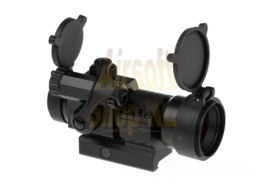 AIM M2 Red Dot with L-Shaped Mount (BLACK)