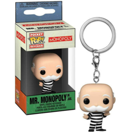 FUNKO Pocket POP keychain Monopoly Criminal Uncle Pennybags