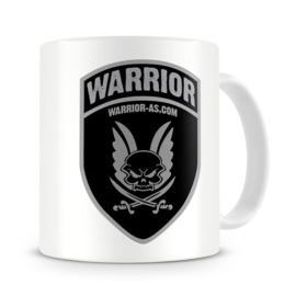 Warrior Mug with Shield Logo