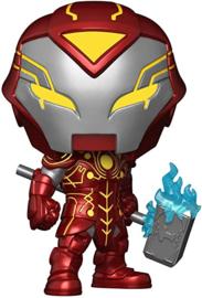 FUNKO POP figure Marvel Infinity Warps Iron Hammer (857)