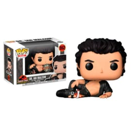 FUNKO POP figure Jurassic Park Dr. Ian Malcolm Wounded - Exclusive (552)