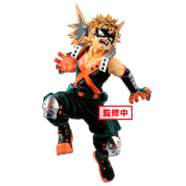 BANPRESTO My Hero Academia King Of Artist Katsuki Bakugo figure - 18cm