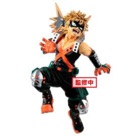 BANPRESTO My Hero Academia King Of Artist Katsuki Bakugo figure - 18cm