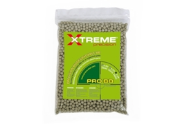 Xtreme Precision 6mm Biodegradable (BIO) BB 0.25 gram - GREY (2800 Pcs)