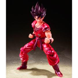 Dragon Ball Z Son Goku Kaioken figure 17cm