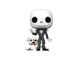 FUNKO POP figure Disney Nightmare Before Christmas NBX Jack with Zero - 25cm (809)