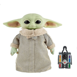 MATTEL Star Wars The Mandalorian remote control Baby Yoda - 28cm
